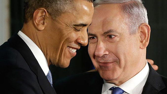 White house signs up for largest ever military deal with Israel