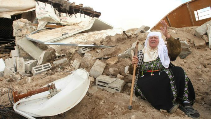 Israel demolish several Palestinian homes on the West Bank