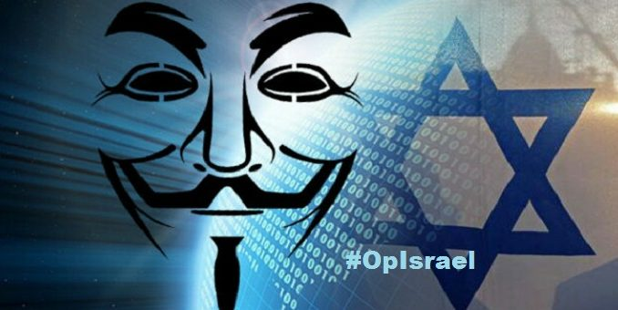 Israel prepares to defend against #OpIsrael