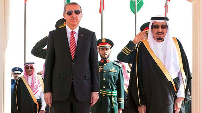 Turkey and Saudi Arabia are the real axis of evil