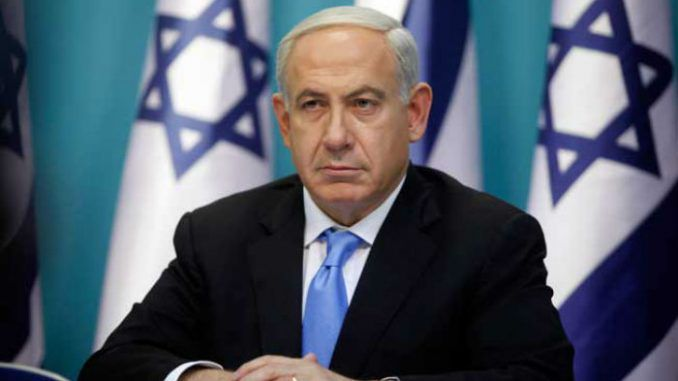 Netanyahu Admits Israel Carried Out Airstrikes Inside Syria