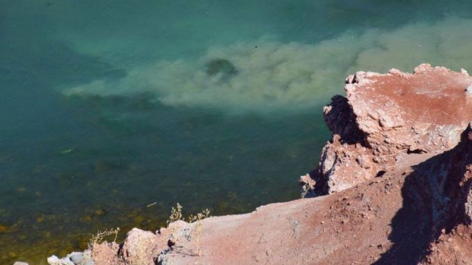 Concern As River Near Yellowstone National Park Starts Boiling