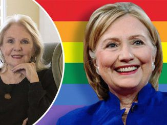 """Former Miss Arkansas Sally Perdue, now Sally Miller, has claimed Hillary Clinton is a lesbian who """"doesn't like sex"""" but """"does drugs"""" and """"prefers female lovers"""""""