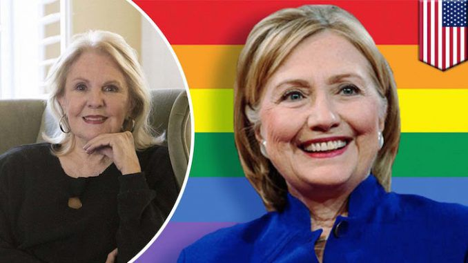"Former Miss Arkansas Sally Perdue, now Sally Miller, has claimed Hillary Clinton is a lesbian who ""doesn't like sex"" but ""does drugs"" and ""prefers female lovers"""