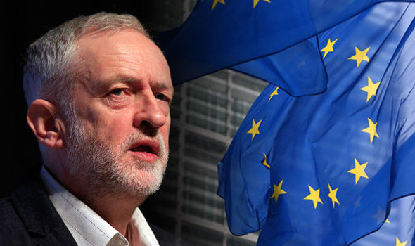 Jeremy Corbyn Accused Of Hypocrisy Over EU Referendum