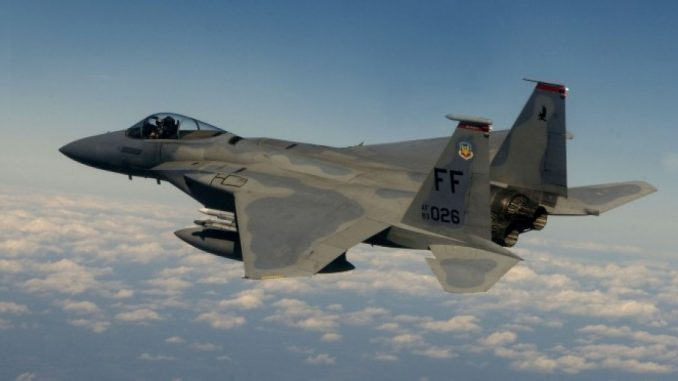 US Deploys F-15 Fighter Jets To Iceland & The Netherlands