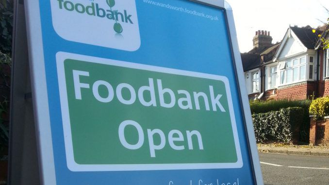 Use Of Food Banks At Record High Due To Low Income, Welfare Cuts In UK