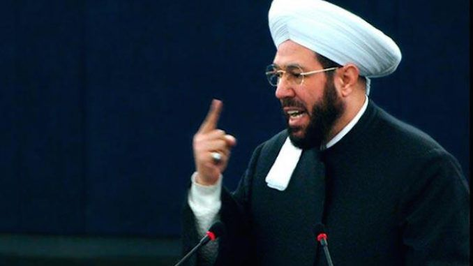 Syrian Grand Mufti says Israel use ISIS militants to blackmail Syria