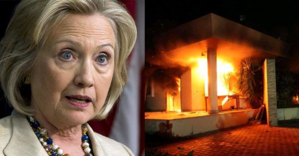 US Deserves President Who Cares If We 'Live or Die,' Says Hillary Who Left 4 To Die in Benghazi