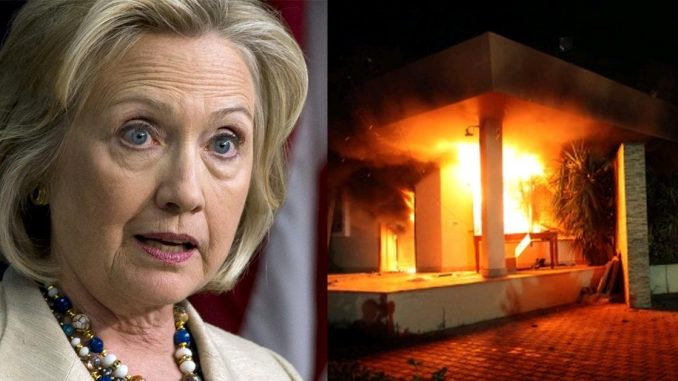 Hillary Clinton knew Benghazi attacks were pre-planned according to newly released phone transcripts