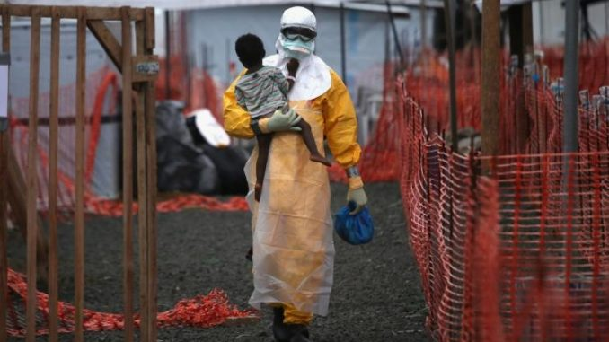 Ebola Is Back As Mysterious Flare-Up Of Virus Grows