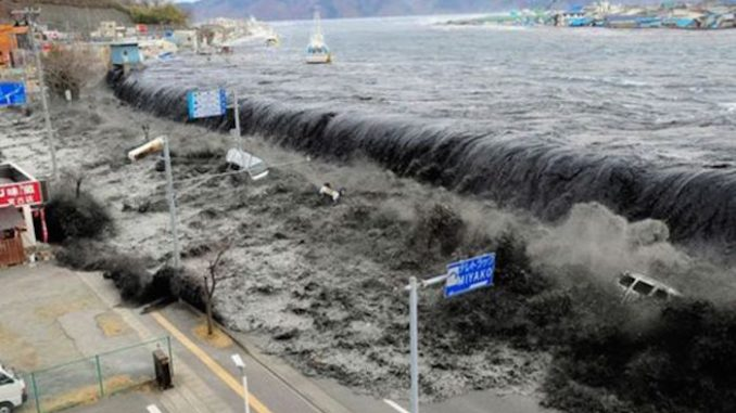 Scientists warn of mega-quake as four huge earthquakes strike in last 48 hours