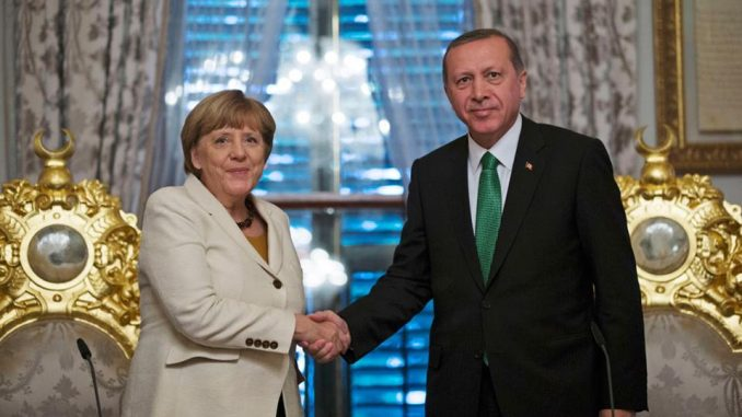 Germany Accepts Request By Turkey To Prosecute Comedian