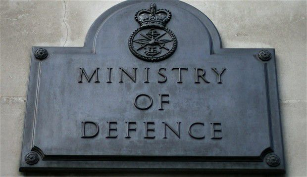 The Ministry of Defence Releases Secret NATO Manual By Accident
