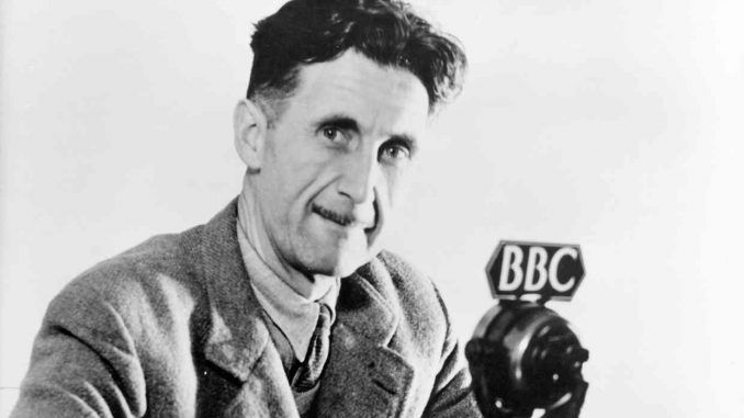 BBC To Erect Statue Of George Orwell Outside London HQ
