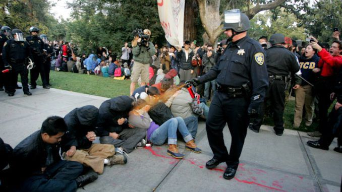 UC tries to erase 2011 pepper-spray incident online