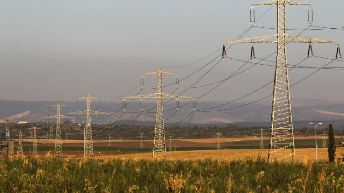 Israeli Power Company Reduces Electricity Supply To Palestinian City