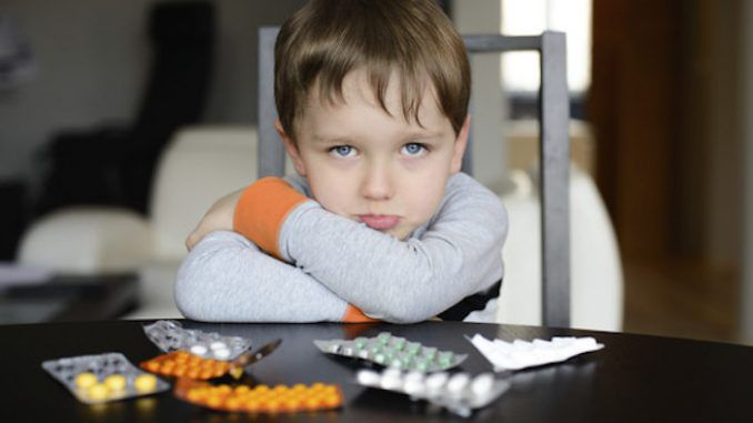 New Mexico bans forcing children to take psychiatric drugs