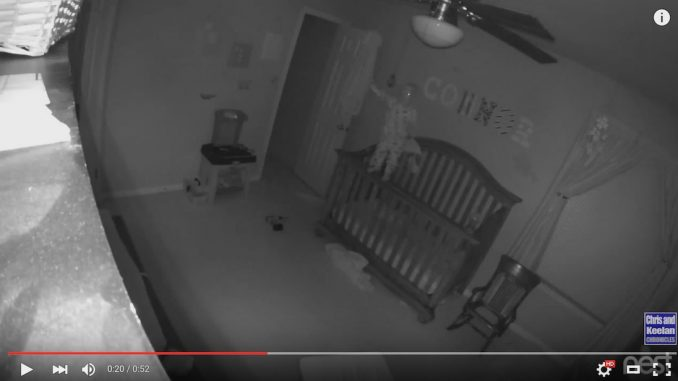 Real 'rosemarys baby' video goes viral