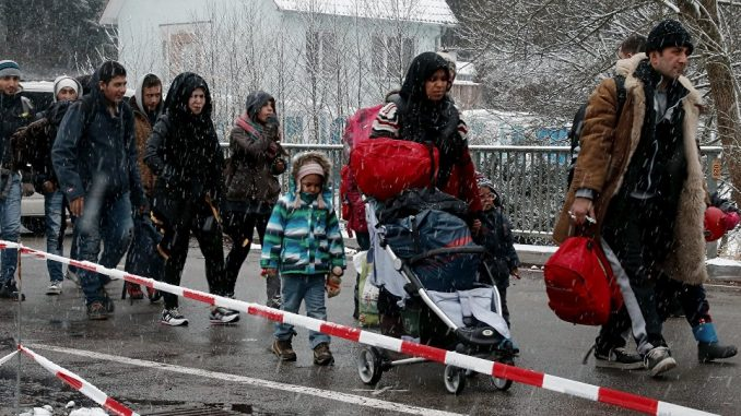 Almost 6,000 Refugee Children Missing In Germany