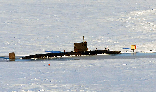 British Submarines Set To Resume Arctic Patrols