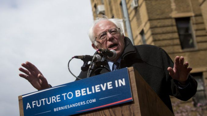Israel's Gaza War Was 'Disproportionate' Says Bernie Sanders