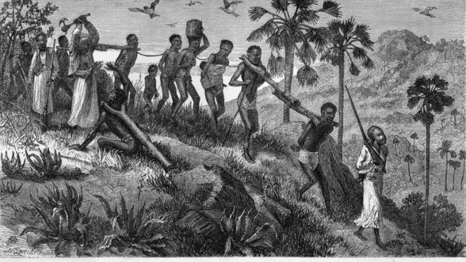 Landmark Slavery Lawsuit:14 Nations Suing Britain, France, Others