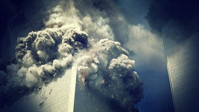 9/11 investigation says 156 witnesses saw explosions at the twin towers at the World Trade Center complex on the day of the attacks