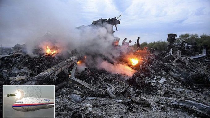 BBC says MH17 was shot down by Ukrainian fighter jet in new documentary