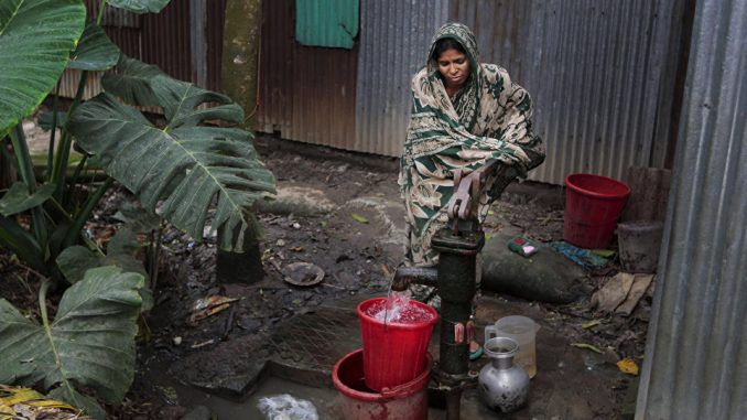Millions Poisoned By Arsenic Laced Water In Bangladesh