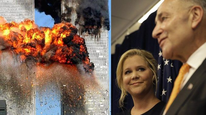 Amy Schumer's cousin Senator Chuck Schumer puts a stop to the Saudi 9/11 suit from going ahead
