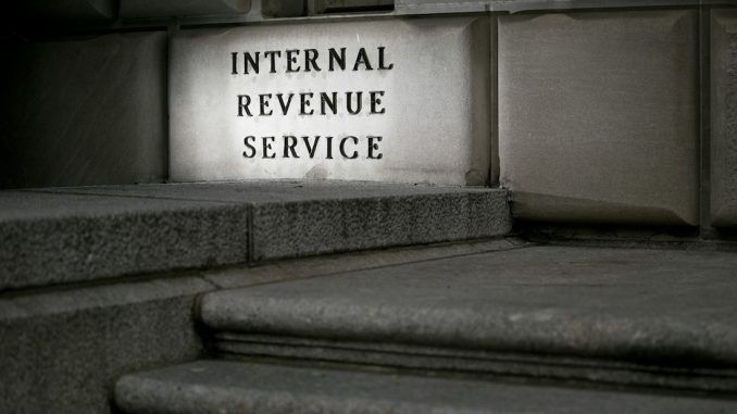 Congress may shut down the IRS