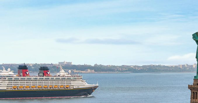 CDC investigates children falling ill on Disney cruise ship