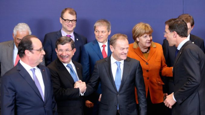 EU leaders plan for future without UK in a post-Brexit Europe