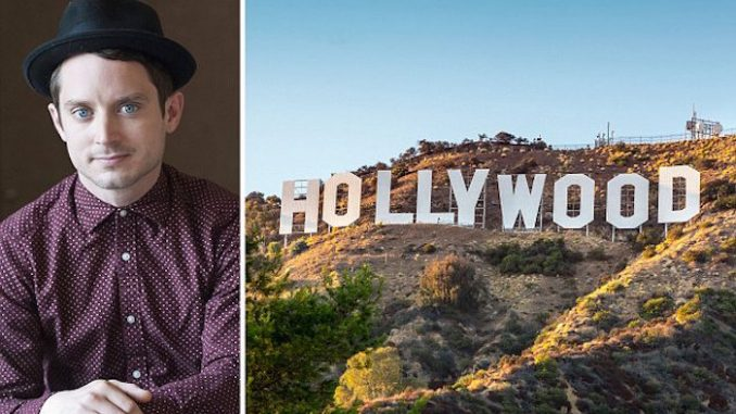 Elijah Wood says the Hollywood paedophile cover-up is much worse than Jimmy Savile