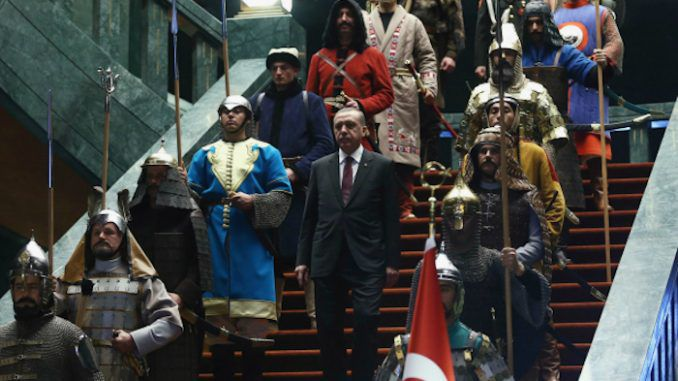 President Erdogan may be preparing for a military coup in Turkey