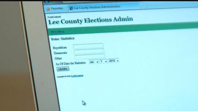 Florida election hacking scandal results in criminal proceedings