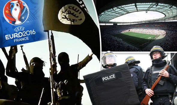 ISIS Planning Attacks During Euro 2016 Say France And Germany