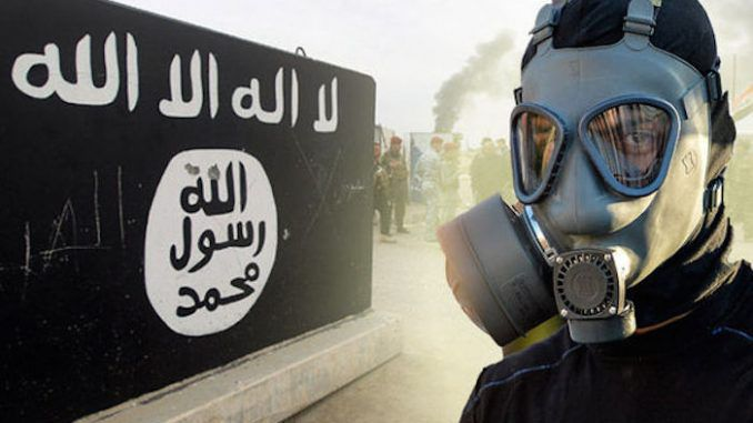 ISIS may be developing chemical weapons, says watchdog
