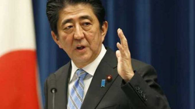 Japanese Prime Minister warns that a huge global financial crisis is about to occur at the G7 meeting
