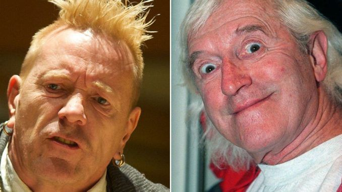 Sex Pistols star John Lydon claims that the BBC silenced him over his attempts to blow the whistle on Jimmy Savile
