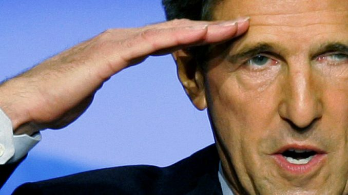 John Kerry warns that citizens must prepare for a New World Order style borderless world