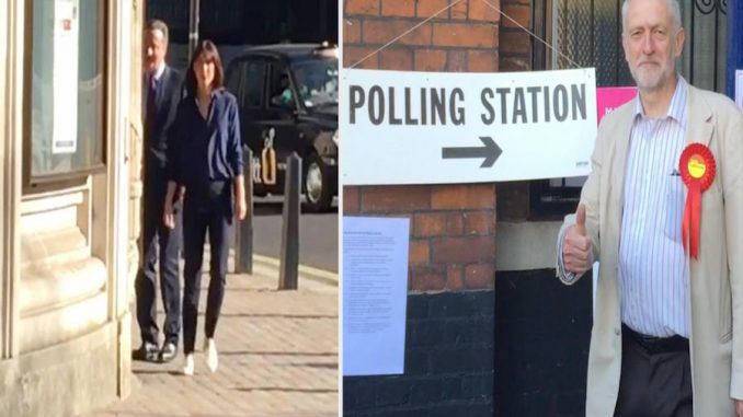 Labour claim election fraud during local elections