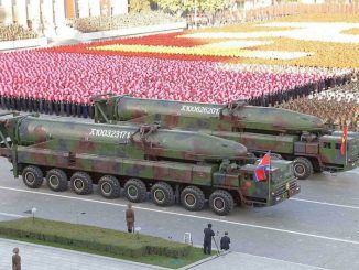 North Korea may be about to launch a ballistic missile, according to South Korea