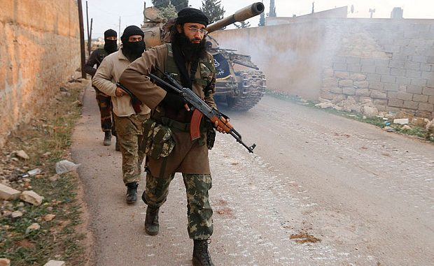 Al-Nusra Front In Syria Receiving Weapons From Turkey