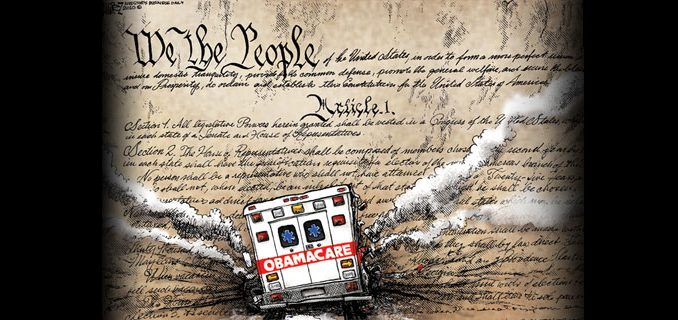 Obamacare may be unconstitutional, rules federal judge