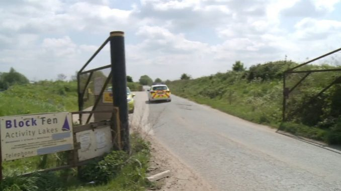 Police Investigate Discovery Of Severed Head At Cambridgeshire Quarry