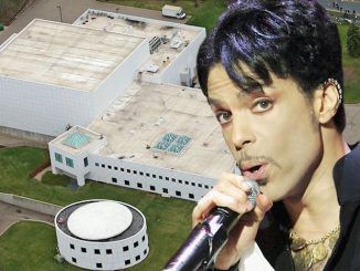 Prince's famous vault of unreleased music at his Paisley Park estate has been drilled open as the murder probe into the music legend's suspicious death continues.