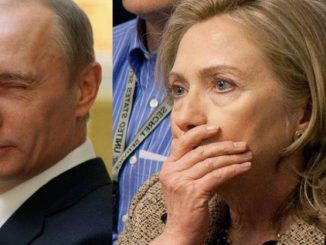 President Putin may be on the verge of destroying Hillary Clinton's political career