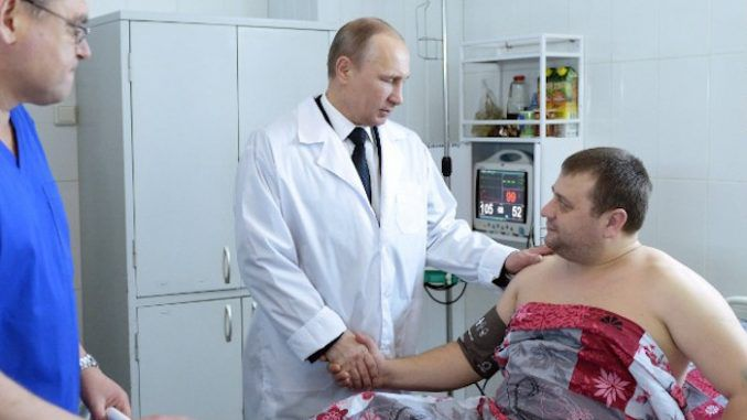 Russia says that cancer is a Western man-made disease